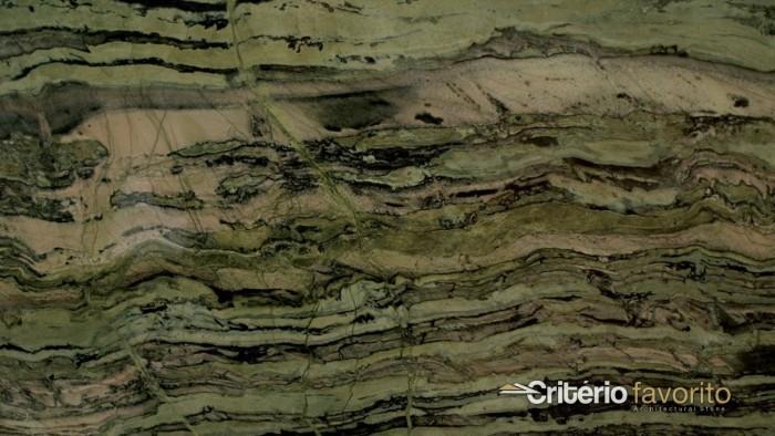 Verde Bamboo Granite
