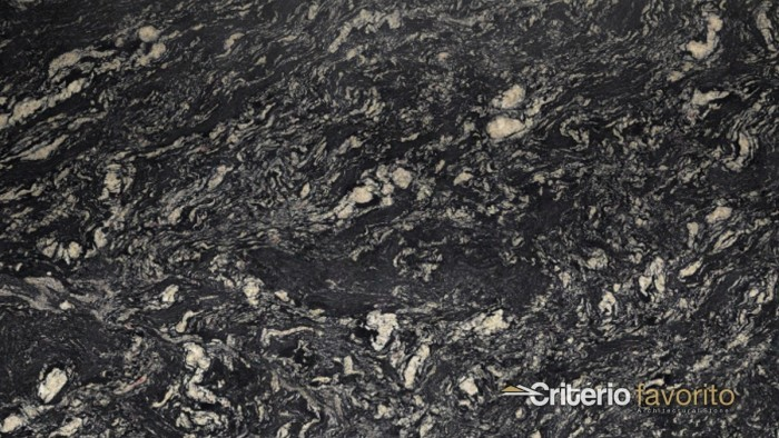 Indian Black Sensa Granite