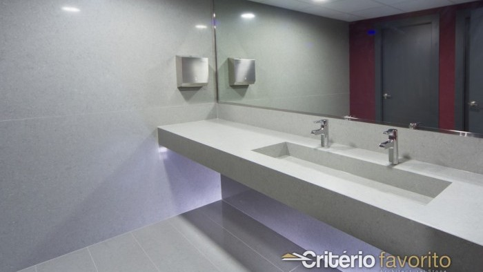 Bathrooms Silestone