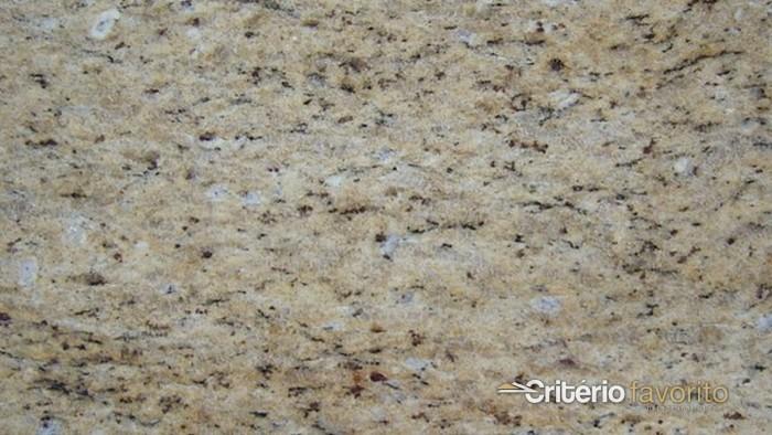 Amarelo Topázio Granite